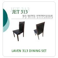 LAVEN 313 DINING SET